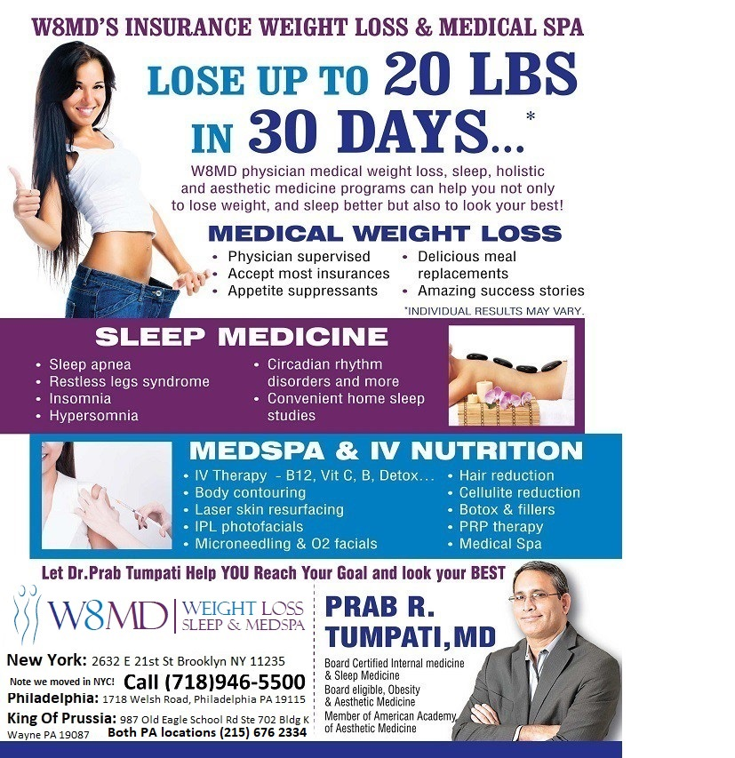 W8MD Weight Loss, Sleep & MedSpa